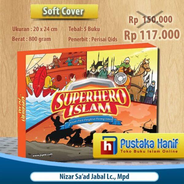cerita anak muslim - superhero islam