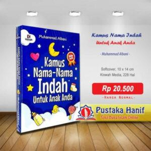 kamus nama islami indah