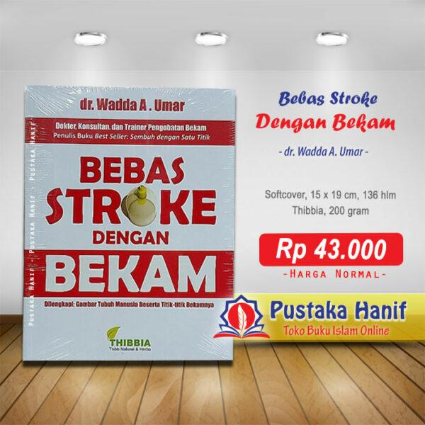 bebas stroke dengan bekam